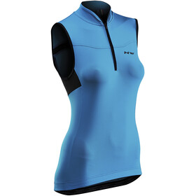Northwave Muse Sleeveless Jersey Women blue surfer